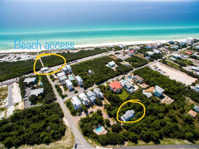 23 Pompano Court, Inlet Beach, FL 32461 (MLS #783641) :: Somers & Company