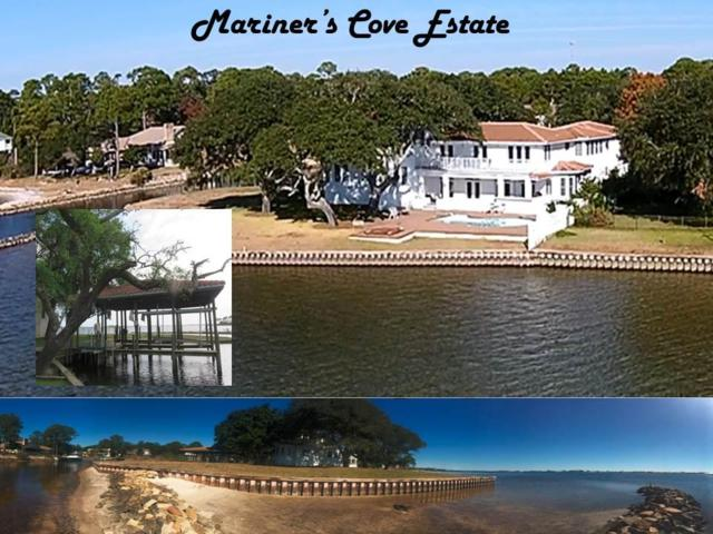 39 Mariners Lane, Mary Esther, FL 32569 (MLS #783761) :: Scenic Sotheby's International Realty
