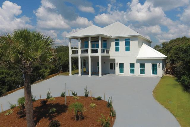 8865 E County Hwy 30A, Inlet Beach, FL 32461 (MLS #783786) :: The Premier Property Group