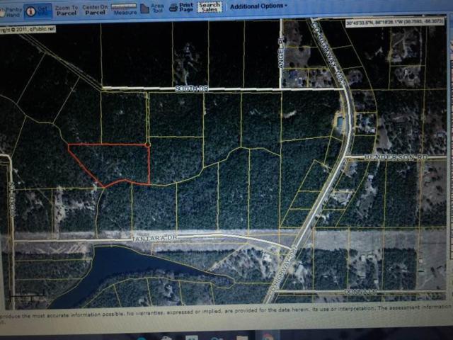5.25 Acres South Drive, Mossy Head, FL 32434 (MLS #784113) :: Classic Luxury Real Estate, LLC