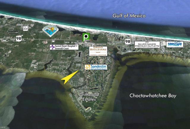 Lot 11 Nancy Claire Lane, Santa Rosa Beach, FL 32459 (MLS #784115) :: Coast Properties