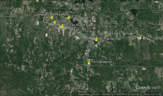 Lot 7 W Michaelangelo Road, Defuniak Springs, FL 32433 (MLS #785186) :: Luxury Properties Real Estate