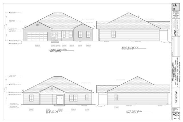 Lot 6 S. Blue Heron Dr, Santa Rosa Beach, FL 32459 (MLS #785267) :: Classic Luxury Real Estate, LLC