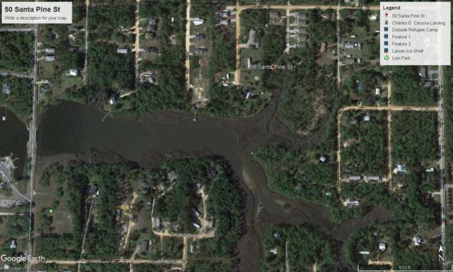 50 Santa Pine Street, Santa Rosa Beach, FL 32459 (MLS #785319) :: Classic Luxury Real Estate, LLC