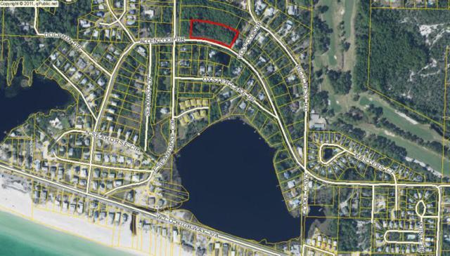 Lot 4 BlkA Allen Loop, Santa Rosa Beach, FL 32459 (MLS #785469) :: Coast Properties