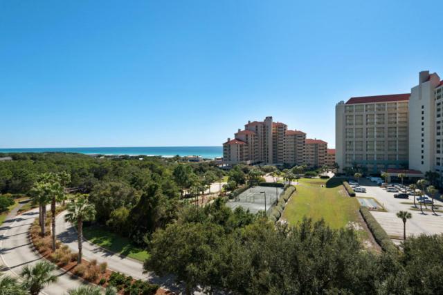 515 Topsl Beach Boulevard Unit 614, Miramar Beach, FL 32550 (MLS #785710) :: ResortQuest Real Estate