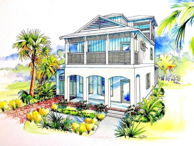Lot 14 Lake Mist Road, Inlet Beach, FL 32461 (MLS #785787) :: Luxury Properties on 30A