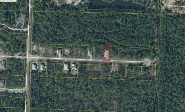 Lot 23 Madie Lane, Santa Rosa Beach, FL 32459 (MLS #785987) :: Keller Williams Emerald Coast