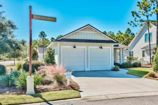 207 Jack Knife Drive, Watersound, FL 32461 (MLS #785990) :: Classic Luxury Real Estate, LLC