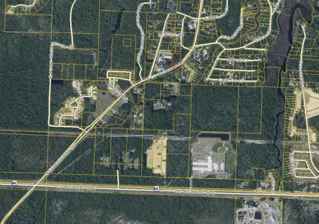 LOT N Co Highway 395 Highway, Santa Rosa Beach, FL 32459 (MLS #786342) :: Coast Properties
