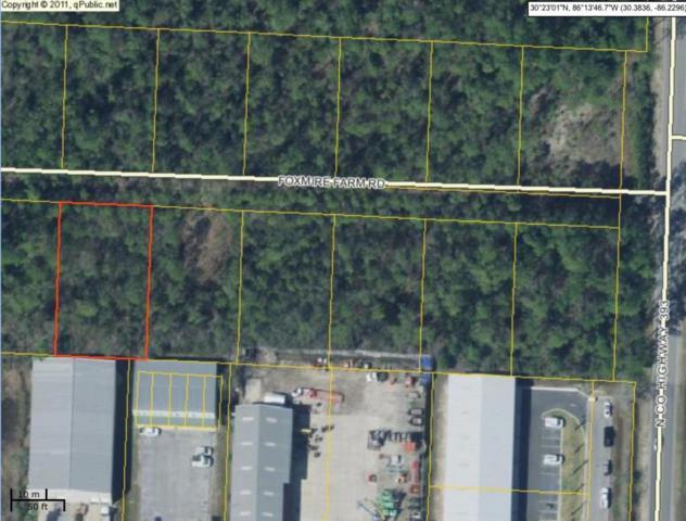 Lot 23 Foxmire Farms, Santa Rosa Beach, FL 32459 (MLS #786404) :: Keller Williams Realty Emerald Coast