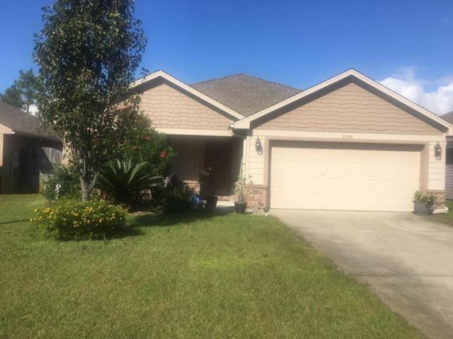 2549 Hartman Court, Navarre, FL 32566 (MLS #786548) :: ResortQuest Real Estate