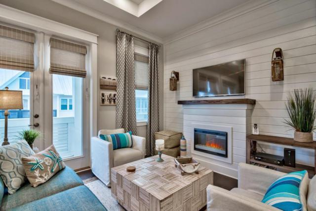 23 E York Lane C, Watersound, FL 32461 (MLS #786677) :: Classic Luxury Real Estate, LLC