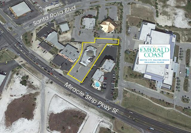 1221 SE Miracle Strip Parkway, Fort Walton Beach, FL 32548 (MLS #786811) :: Somers & Company