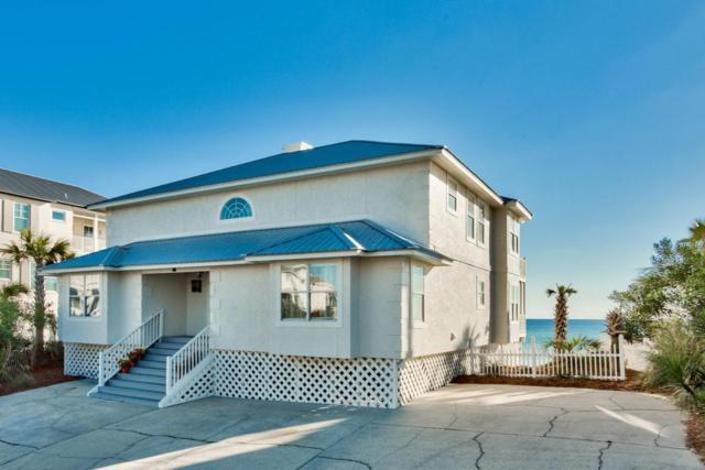 257 Gulf Shore Drive, Santa Rosa Beach, FL 32459 (MLS #786889) :: Luxury Properties on 30A