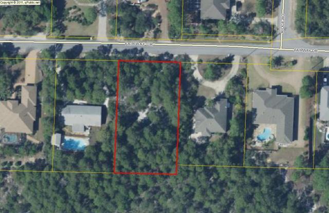 Lot 13 Fairway Drive, Santa Rosa Beach, FL 32459 (MLS #787073) :: Coast Properties
