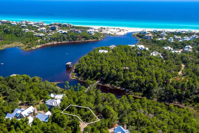 12-3 Boat House Road, Santa Rosa Beach, FL 32459 (MLS #787074) :: Coast Properties