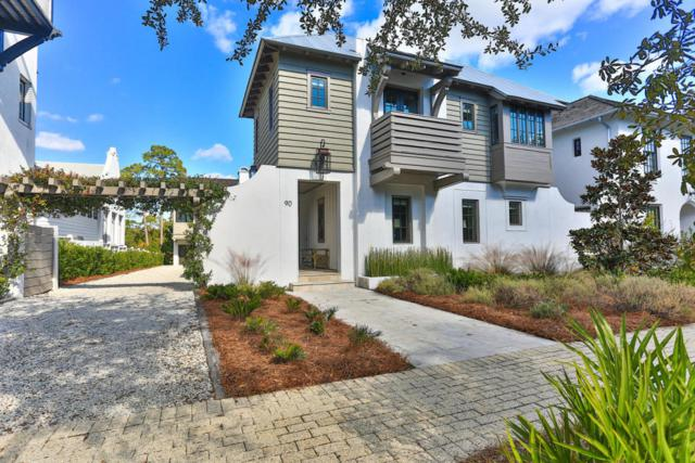 90 W Kingston Road, Rosemary Beach, FL 32461 (MLS #787230) :: Coast Properties