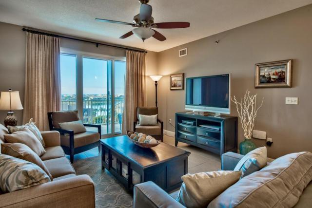 122 Seascape Drive Unit 608, Miramar Beach, FL 32550 (MLS #787452) :: Luxury Properties on 30A