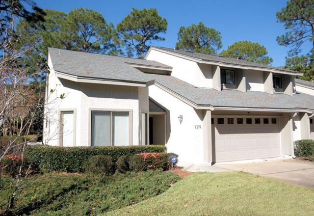 1219 Oakmont Drive #219, Niceville, FL 32578 (MLS #787457) :: Keller Williams Realty Emerald Coast