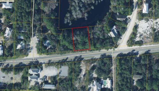 Lot 21 Blk B Gulf Hills Estates, Santa Rosa Beach, FL 32459 (MLS #787638) :: Scenic Sotheby's International Realty