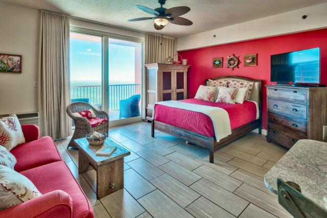 9900 S Thomas Drive #2205, Panama City Beach, FL 32408 (MLS #787738) :: RE/MAX By The Sea