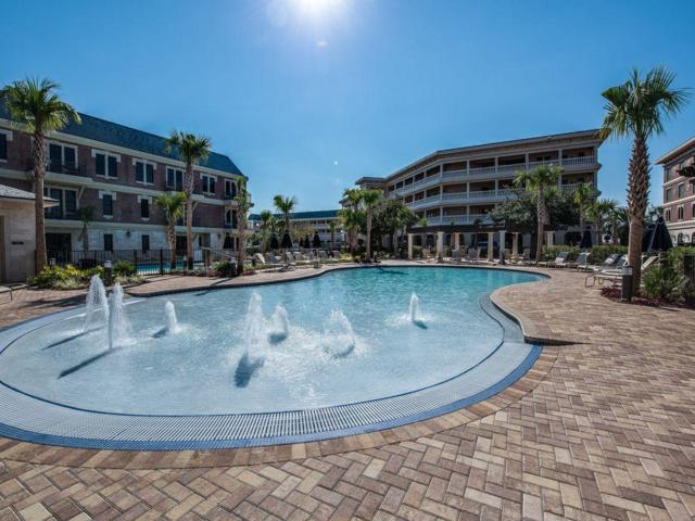 10343 E County Hwy 30A Unit B235, Seacrest, FL 32461 (MLS #787763) :: RE/MAX By The Sea