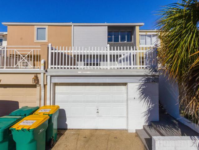 415 Gulf Shore Drive #20, Destin, FL 32541 (MLS #787897) :: RE/MAX By The Sea