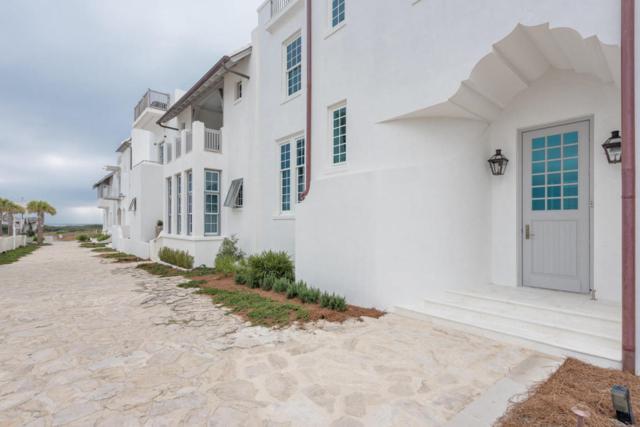 32 Shinbone Court, Alys Beach, FL 32461 (MLS #787970) :: Luxury Properties on 30A