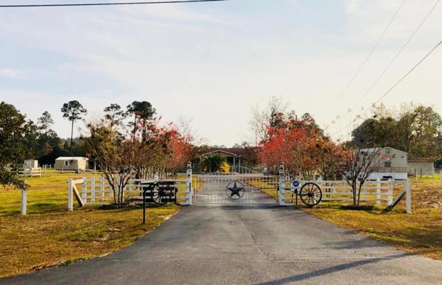 9035 Deer Lane, Navarre, FL 32566 (MLS #787992) :: Keller Williams Realty Emerald Coast