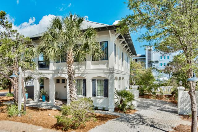 98 Pinecrest Circle, Inlet Beach, FL 32461 (MLS #788028) :: Luxury Properties on 30A