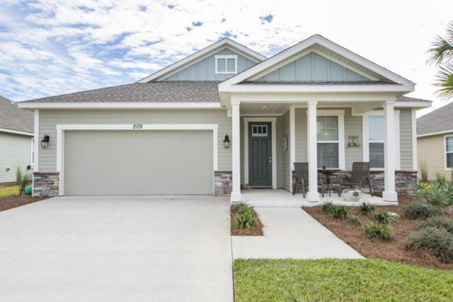 209 Blue Sage Rd., Panama City Beach, FL 32413 (MLS #788231) :: Classic Luxury Real Estate, LLC
