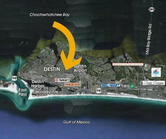 811 Airport Road, Destin, FL 32541 (MLS #788250) :: Classic Luxury Real Estate, LLC