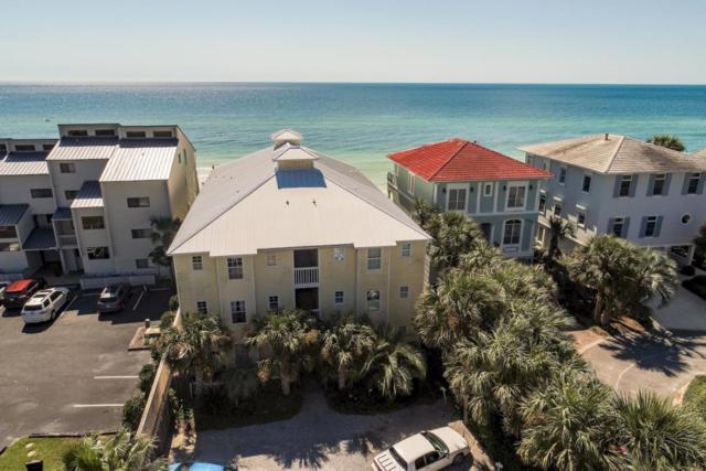 178 Blue Mountain Road Unit 9, Santa Rosa Beach, FL 32459 (MLS #788626) :: Luxury Properties on 30A