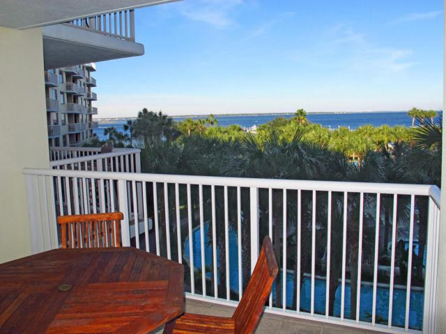 1322 SE Miracle Strip Parkway Unit 403, Fort Walton Beach, FL 32548 (MLS #788641) :: Coast Properties