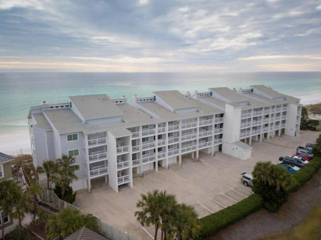 142 Beachside Drive Unit 16, Santa Rosa Beach, FL 32459 (MLS #788666) :: ENGEL & VÖLKERS