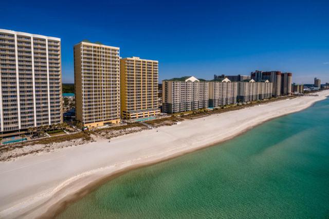 10611 Front Beach #803, Panama City Beach, FL 32407 (MLS #788672) :: ResortQuest Real Estate