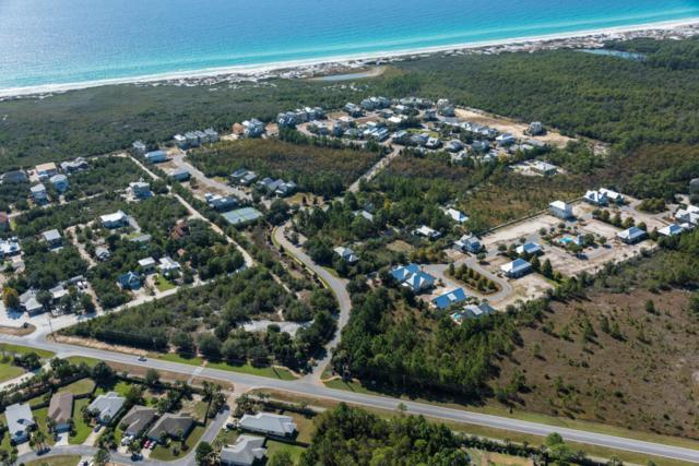 Lot 61 Cypress Drive, Santa Rosa Beach, FL 32459 (MLS #788866) :: Scenic Sotheby's International Realty
