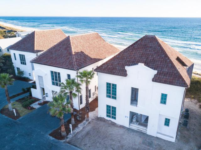 Lots 1 - 5 Pompano Street, Inlet Beach, FL 32461 (MLS #788935) :: Luxury Properties on 30A