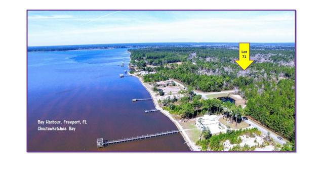 Lot 71 Bay Harbour, Freeport, FL 32439 (MLS #789028) :: Coast Properties