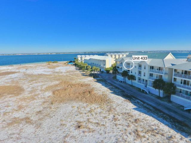 8436 Gulf Boulevard #433, Navarre, FL 32566 (MLS #789033) :: ResortQuest Real Estate