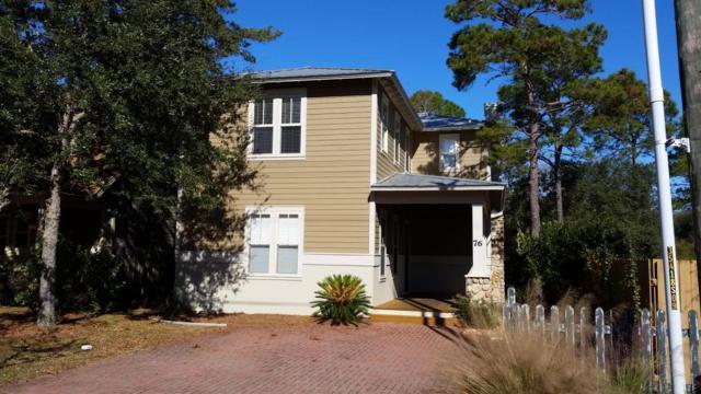 76 Grayton Village Road, Santa Rosa Beach, FL 32459 (MLS #789149) :: Scenic Sotheby's International Realty