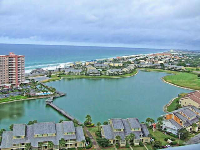 122 Seascape Drive Unit 1903, Miramar Beach, FL 32550 (MLS #789501) :: Keller Williams Emerald Coast
