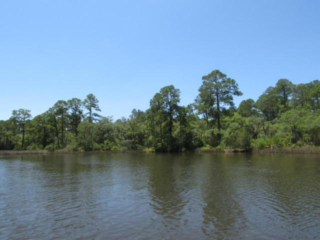 3.70 Acres Churchill Bayou, Santa Rosa Beach, FL 32459 (MLS #789593) :: 30a Beach Homes For Sale