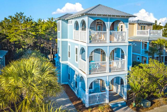 87 E Cobia Run, Inlet Beach, FL 32461 (MLS #789600) :: Coast Properties