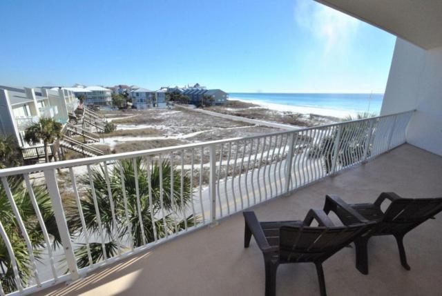 15 Chivas Lane Unit 307A, Santa Rosa Beach, FL 32459 (MLS #789700) :: Luxury Properties on 30A