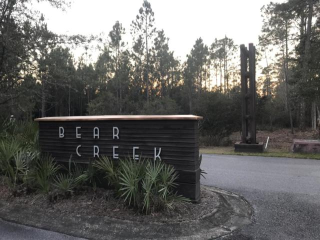 Lot 2 Bear Creek Boulevard, Freeport, FL 32439 (MLS #789813) :: Hammock Bay