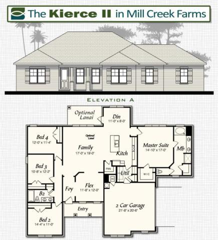 1524 Mill Creek Drive, Baker, FL 32531 (MLS #789821) :: Classic Luxury Real Estate, LLC