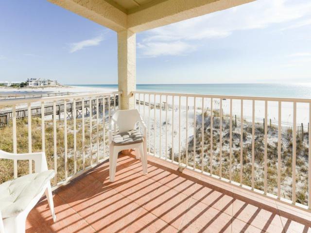 595 Eastern Lake Road #206, Santa Rosa Beach, FL 32459 (MLS #789858) :: Luxury Properties on 30A