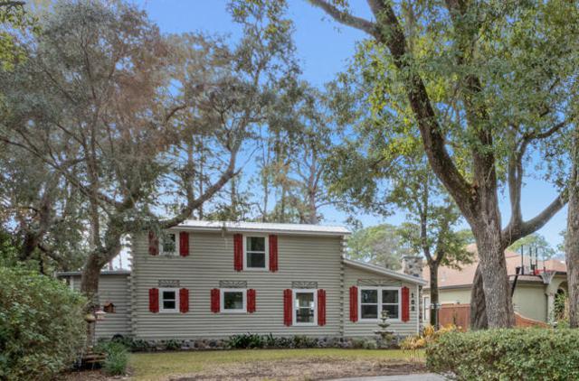 183 Bay Circle Drive, Santa Rosa Beach, FL 32459 (MLS #789969) :: ResortQuest Real Estate